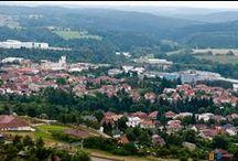 Velké Meziříčí, Czech Republic / Town and countryside