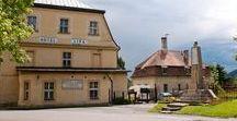 Vysoká Lípa, České Švýcarsko, Czech Republic / Village