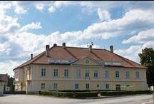 Tetín, Czech Republic / Village