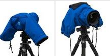 Camera accessories / Accessories and products for DSLR cameras. The Camera Parka is a protective cover against cold, frost and wind.