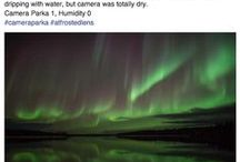 My 10 Best Aurora Pictures / Selection of my best northern lights photographs taken in Canada!  Working on it...