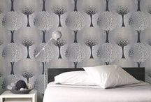 Shades of Grey / Simplicity in Interior Style.