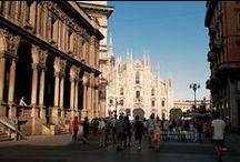 Milano, Italy / City