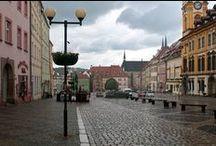 Cheb, Czech Republic / City