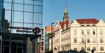 Prague - Vysočany, Czech Republic