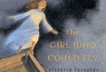 Books for Strong Girls / These books feature strong, smart and independent girls.