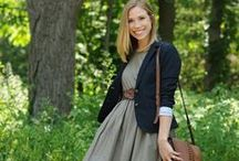 Modest outfits <3 / Classic outfits with style <3 / by Sarah D