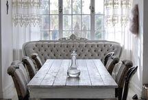 Table settings / From magical to home comforts