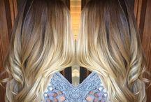 Beautiful Hair Creations / Hair shades and styles