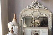 Mirrors /  Vintage Mirrors