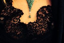 Irina Ferry Fashion Jewels / Jewelry designed by Irina Ferry, exclusively for Soho Gem and one of a kind