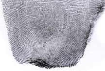 finger prints / Image