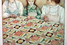 Zakdoekjes Quilts
