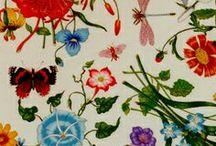 fabrics, wallpapers, floors / by Anne Davis Sunderman