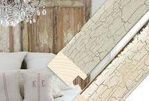 Moulding We Love! / Splended frame moulding we offer at our shop