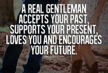 Gentleman / Definition of a Real Gentleman