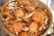 Feeling Crabby, Hon! / Sometimes this Silvergirl is downright CRABBY!  That's okay... it's a Maryland state of mind!
