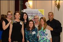 Best Of Newport Soiree 2014 / Each year we ask our readers to vote for the Best Of Newport County! We then celebrate the award winners in a magnificent soiree at Rosecliff in Newport