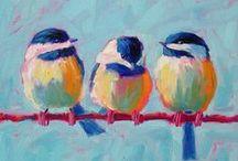 живопись / Art, color, pictures, painting