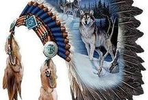 Native American Life / Native American Culture and art / by Carrie Williams