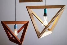 2015 Design Trends / What's hot in décor for 2015? Blue accents, mixed metals, natural materials, and all things geometric.