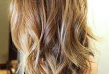 Balayage & Ombre Hair Ideas / Techniques, styles, color and cuts we love!