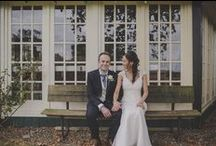 Custom Wedding Dresses | Caroline Campion Brides / A selection of our custom design dresses