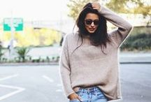 Street Style / Casual but cool. Be inspired by street style clothing!