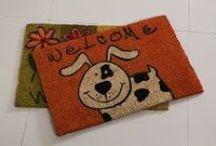 Door mats / Ideas for better door mats