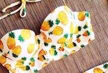 Pineapples / Loving pineapples