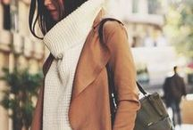 Autumn Style / Autumn, where style needs to be transitional from cool to warmer weather!