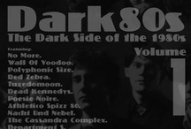 Dark 80s DJ Mixes / Dark 80s DJ Mixes continuously mixed by DJ Kitty Lectro. Featuring classic selections of Goth, Post Punk, Deathrock, Darkwave, Coldwave, Industrial, Minimal Synth, and more. / by Kitty Lectro
