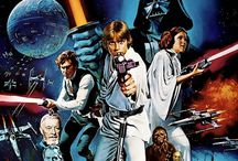 Star Wars / The Star Wars saga / by El Rome