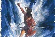 Manga / Anime / by El Rome