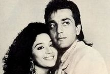 Bollywood On-Screen Couples / Have a look at the the most romantic, gorgeous and timeless on-screen couples of Bollywood