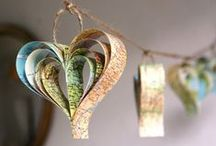 Paper Crafts / Misc. ideas, designs, and inspiration. / by Janet Ortiz