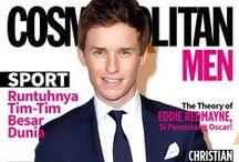 Cosmo Men Indonesia Covers