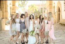 Bridesmaids / by Le Magnifique