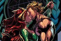 Aquaman&Mera