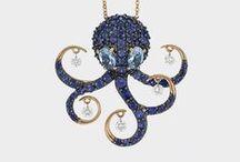 Animal jewelry, VEGA COLLECTION / handmade animal jewelry ponte vecchio gioielli www.pontevecchiogioielli.it