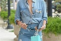 Double Denim / Yep, denim on denim!  It's the return to true blue simplicity this fall and RebateBlast is here to help you find the right look for less. / by RebateBlast
