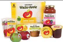 Wacky Apple Products / Wacky Apple Recipes