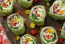 Healthy Lunch Ideas ❁ / Ideas for healthy lunches! Healthy lunch ideas for adults and for kids. Make your lunch box be a beacon of health with these gluten-free and all-natural lunches.