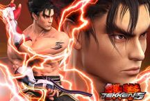 "Jin kazama from tekken / Please feel free to invite anyone. Just make sure it's ""Jin "" related. Ready set fight!!!!!- Tekken Force Mon&Sach"