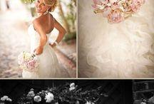 Bryllup & konfirmation / Kjoler, sko, makeup, tilbehør, bornpynt/opdækning, tema osv...