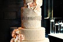 Grands gâteaux - Inspiration Mariage