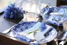 Mariage Bleu - Thème de mariage