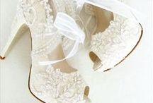 Chaussures - Tenue de mariée