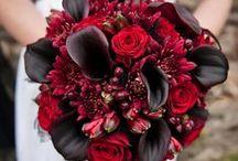 Mariage Rouge et Noir - Thème de mariage