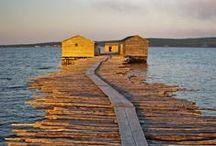 Kanada: der Osten / Herzlich willkommen im Osten Kanadas! Die Provinzen Quebec, Neufundland, New Brunswick und Nova Scotia sind stark europäisch beeinflusst und haben ihren ganz besonderen Charme. Die Lage am Wasser macht diese Gegend besonders für Freunde der Meersfrüchte und des Wassersports zu einem spannenden Reiseziel: http://www.sktouristik.de/Reisen/Autoreise/Kanada-Alaska/Ostkanada/